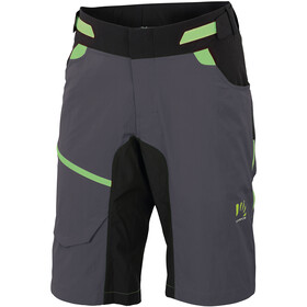 Karpos Jump Short Homme, dark grey/black
